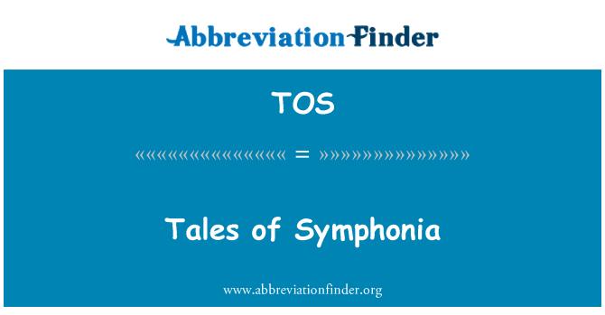 TOS: Tales of Symphonia