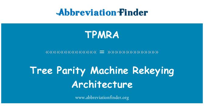 TPMRA: Tree Parity Machine Rekeying Architecture