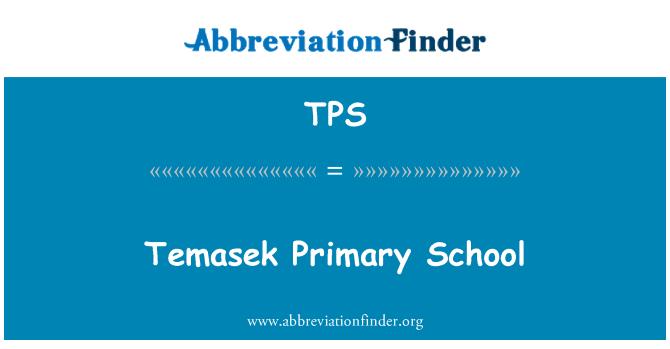 TPS: Temasek Primary School
