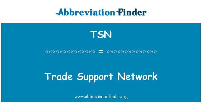 TSN: Trade Support Network