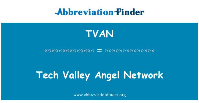 TVAN: Tech Valley Angel Network