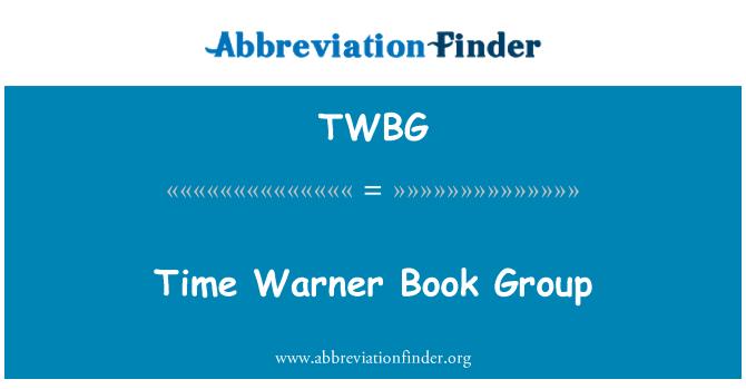 TWBG: Zaman Warner kitap grubu