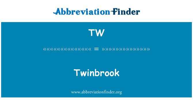 TW: Twinbrook
