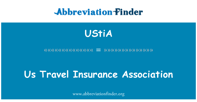 UStiA: Us Travel Insurance Association