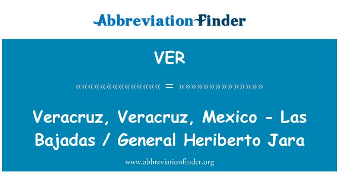 VER: 韦拉克鲁斯州墨西哥韦拉克鲁斯州 Las Bajadas / 一般 · 哈拉
