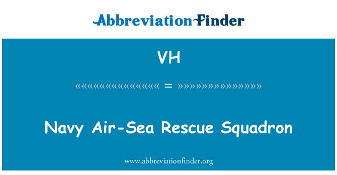VH: Navy Air-Sea Rescue Squadron