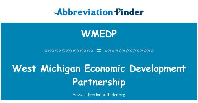 WMEDP: West Michigan Economic Development Partnership