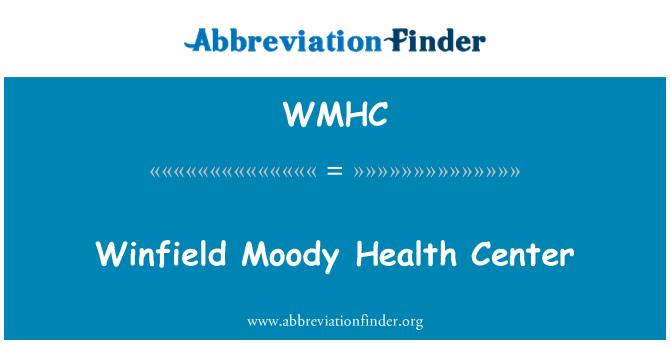 WMHC: Winfield Moody keskus