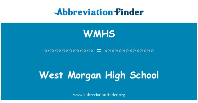 WMHS: 西摩根高中