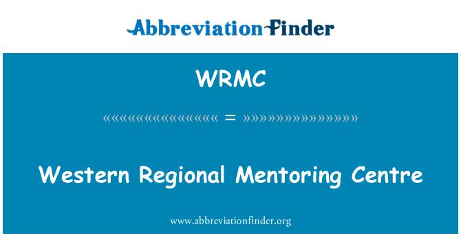 WRMC: Centro de tutoría Regional Occidental