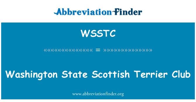 WSSTC: Washington State Scottish Terrier Club