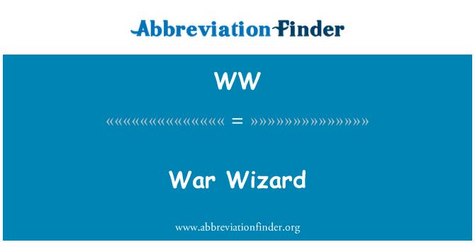 WW: War Wizard