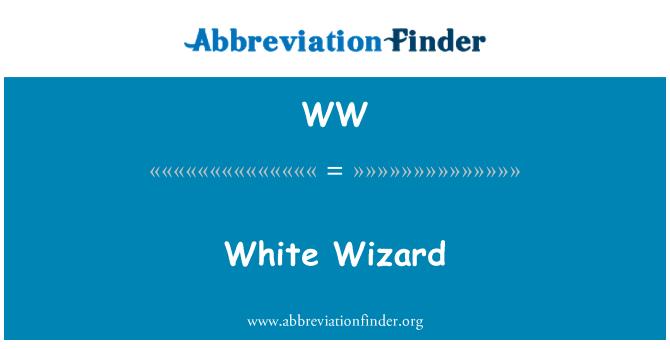 WW: White Wizard
