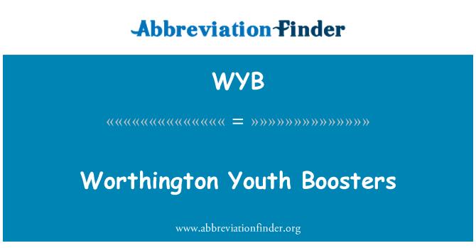 WYB: Worthington Youth Boosters