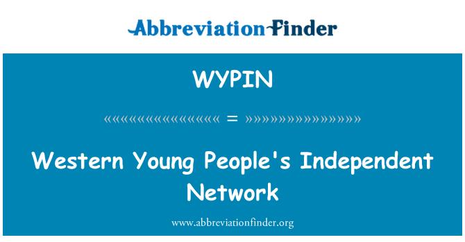 WYPIN: 西方年轻人独立网络