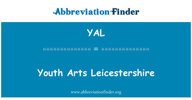 YAL: 青年艺术莱斯特