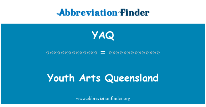 YAQ: Żgħażagħ Arti Queensland
