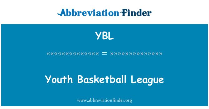 YBL: Youth Basketball League