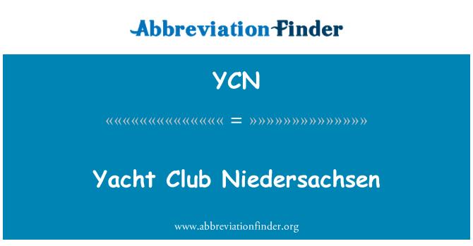 YCN: 游艇俱乐部而著称