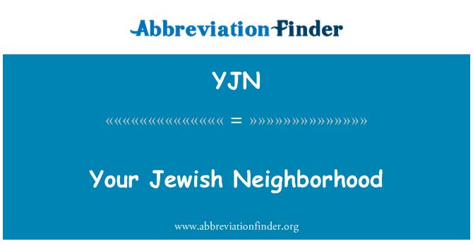 YJN: Your Jewish Neighborhood