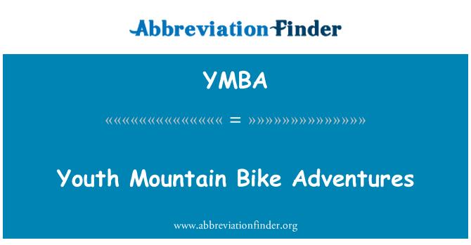 YMBA: Youth Mountain Bike Adventures
