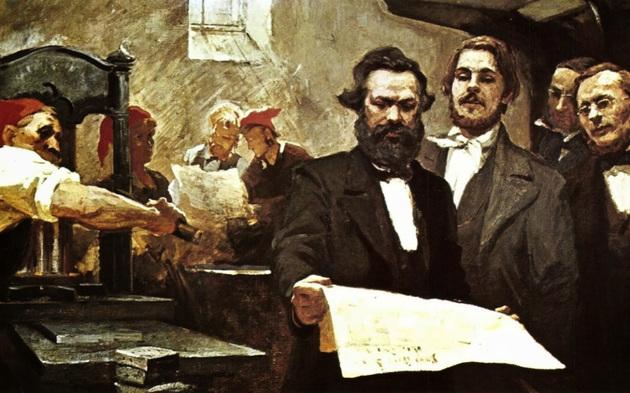 Origin of Marxism