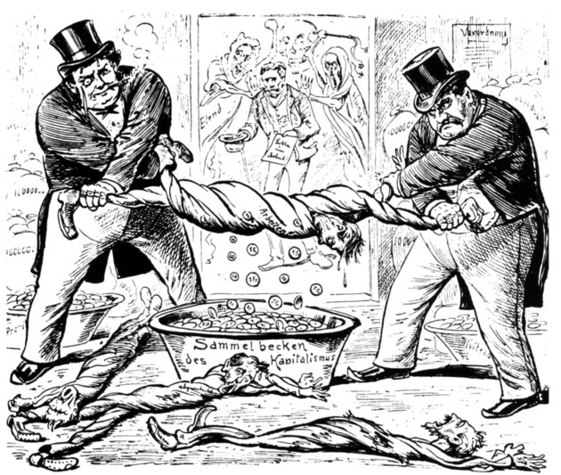Financial or Monopolistic Capitalism
