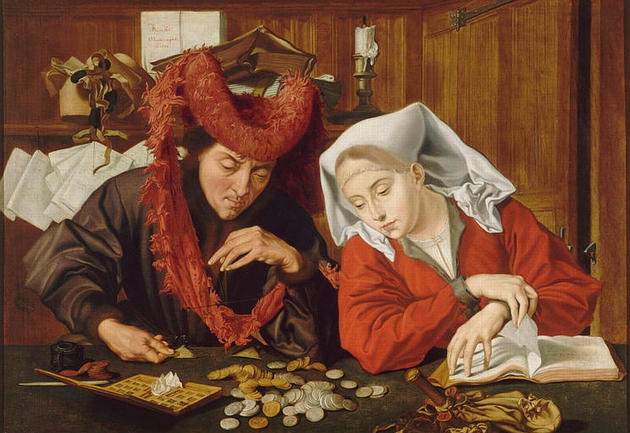 The Banker and his Wife